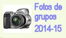 Fotos de los grupos - Curso 2014-15